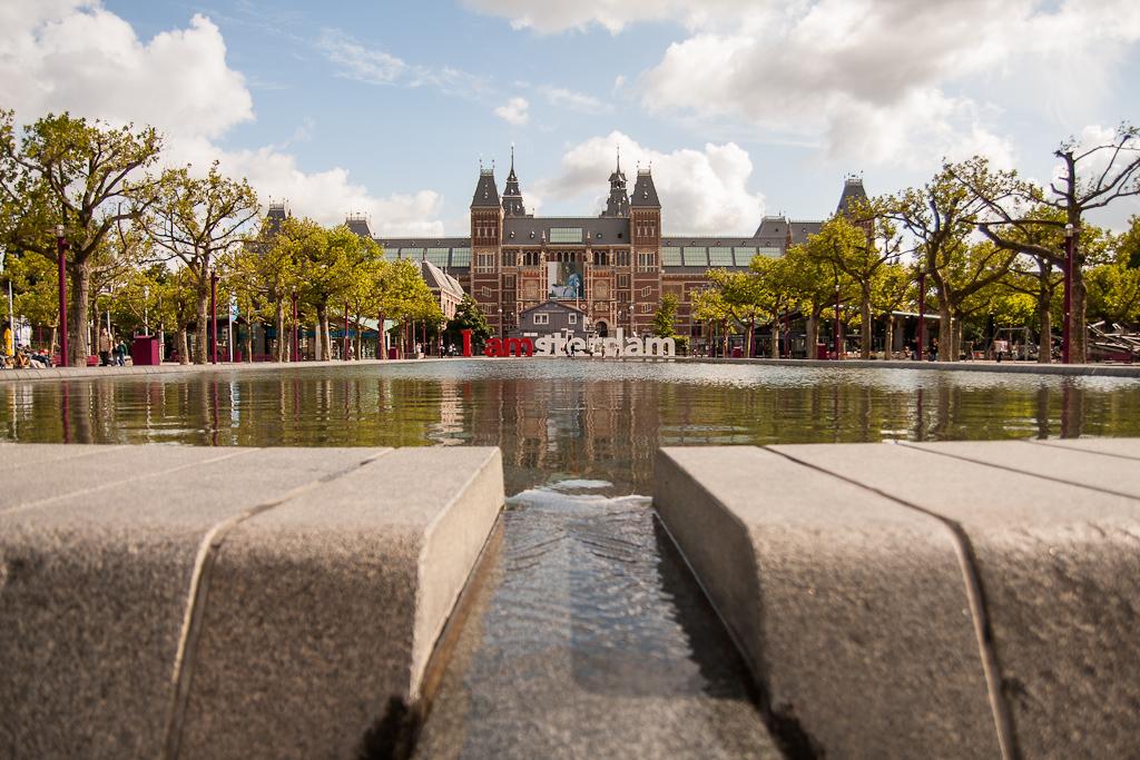 [Photos] Nos vacances - Jour 3 - Visite au Rijksmuseum - intro.