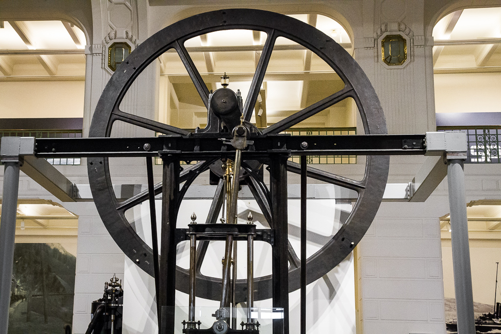 [Photos] Musée des techniques de Vienne.