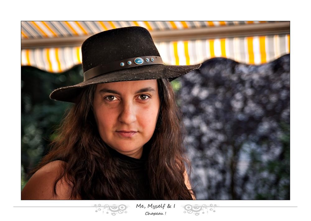 [Me, Myself & I] Chapeau !
